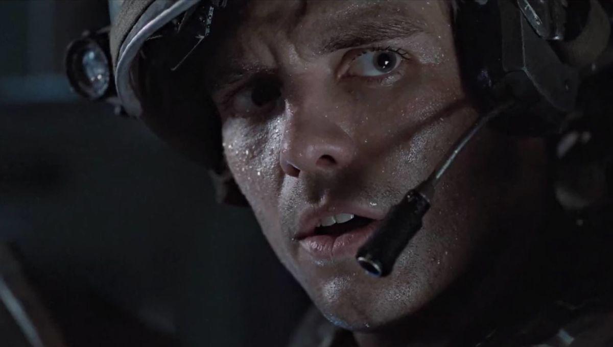 Michael Biehn in Aliens