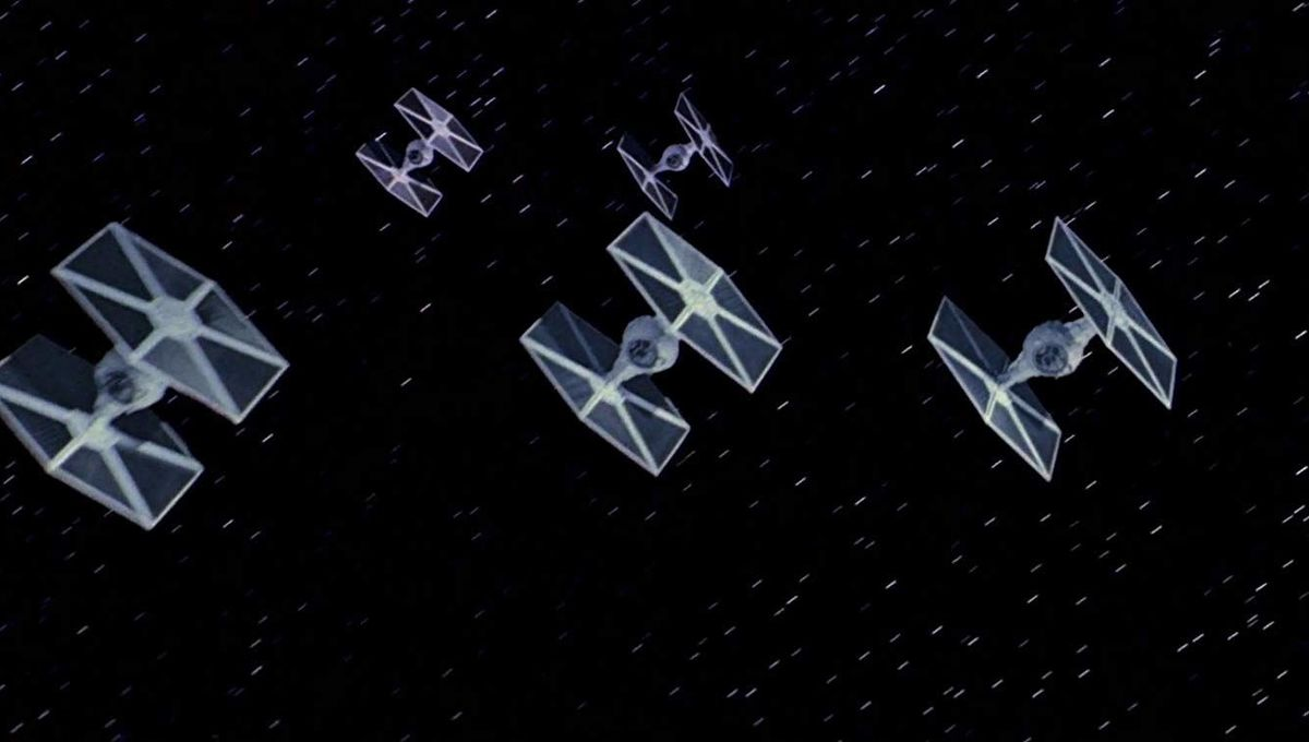 TIE Fighters A New Hope
