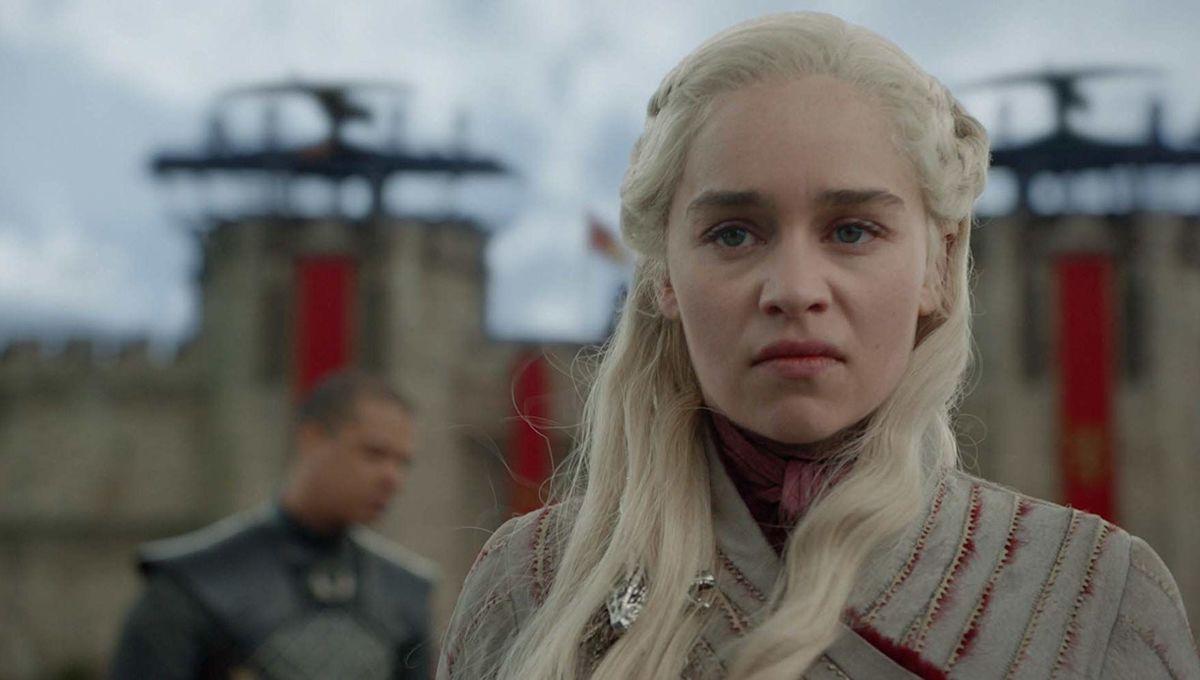 Daenerys Targaryen the last of the starks