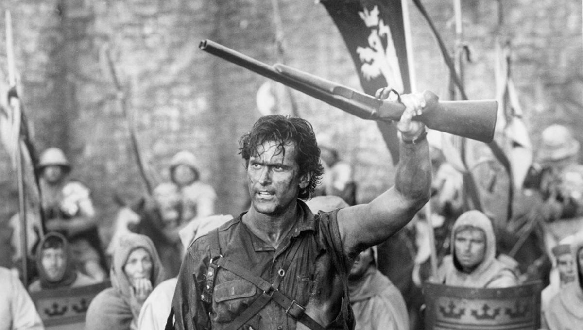 Ash Williams Army of Darkness