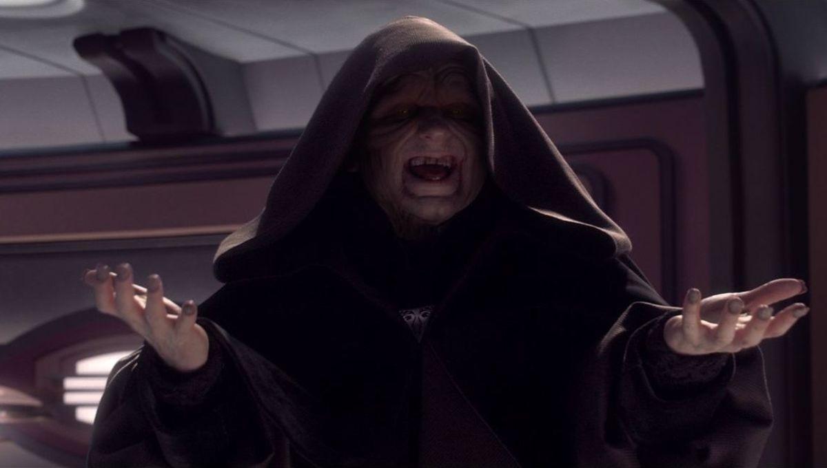 Emperor Palpatine Revenge of the Sith