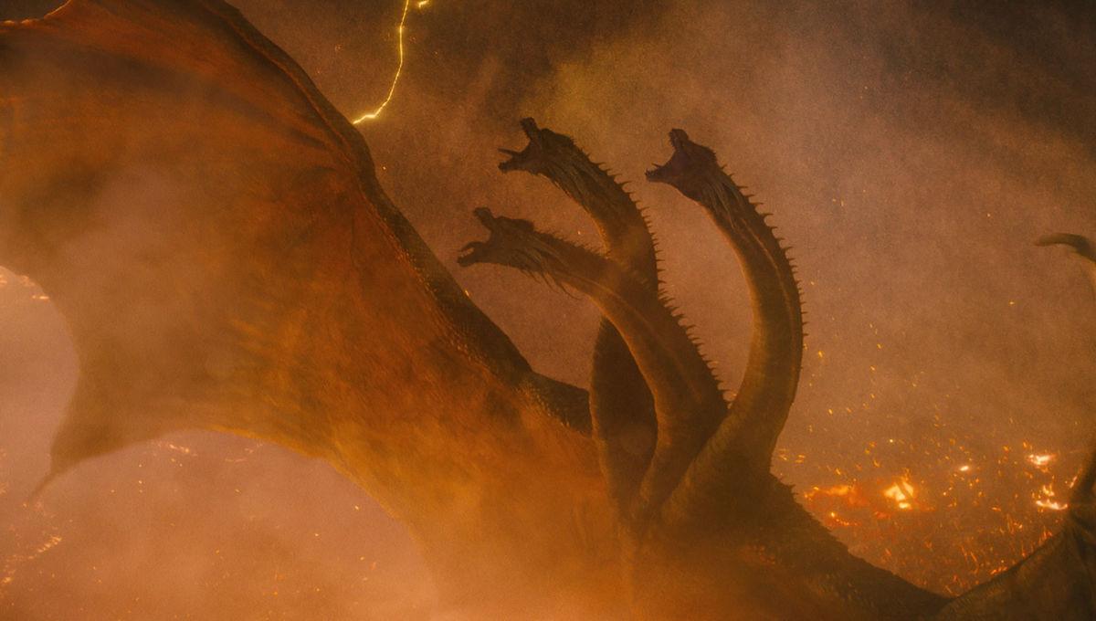 King Ghidorah Godzilla King of the Monsters