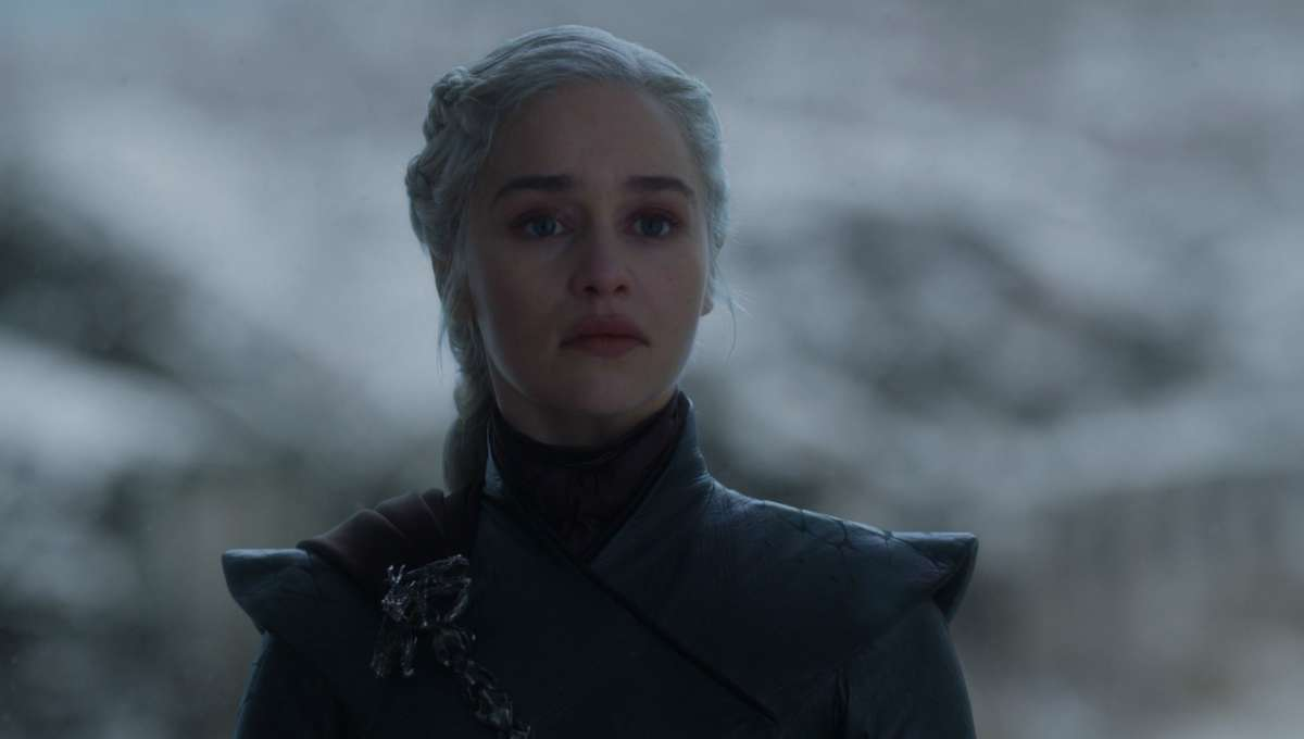 Emilia Clarke Game of Thrones Season 8 Episode 6