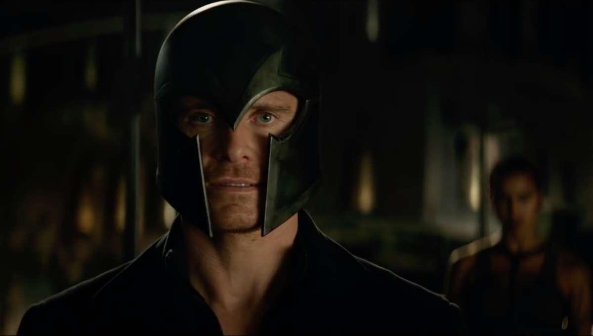 Magneto (Michael Fassbender) Dark Phoenix