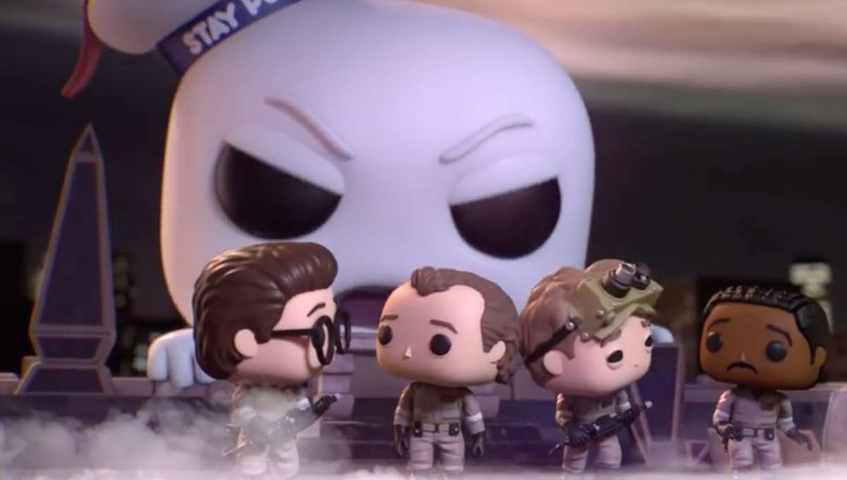 Funko Ghostbusters animated short