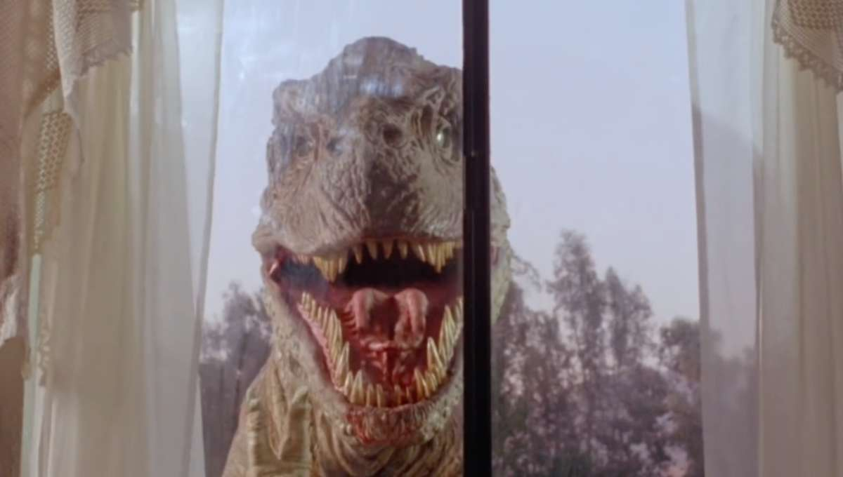 Paul Walker as in Tammy and the T-Rex trailer