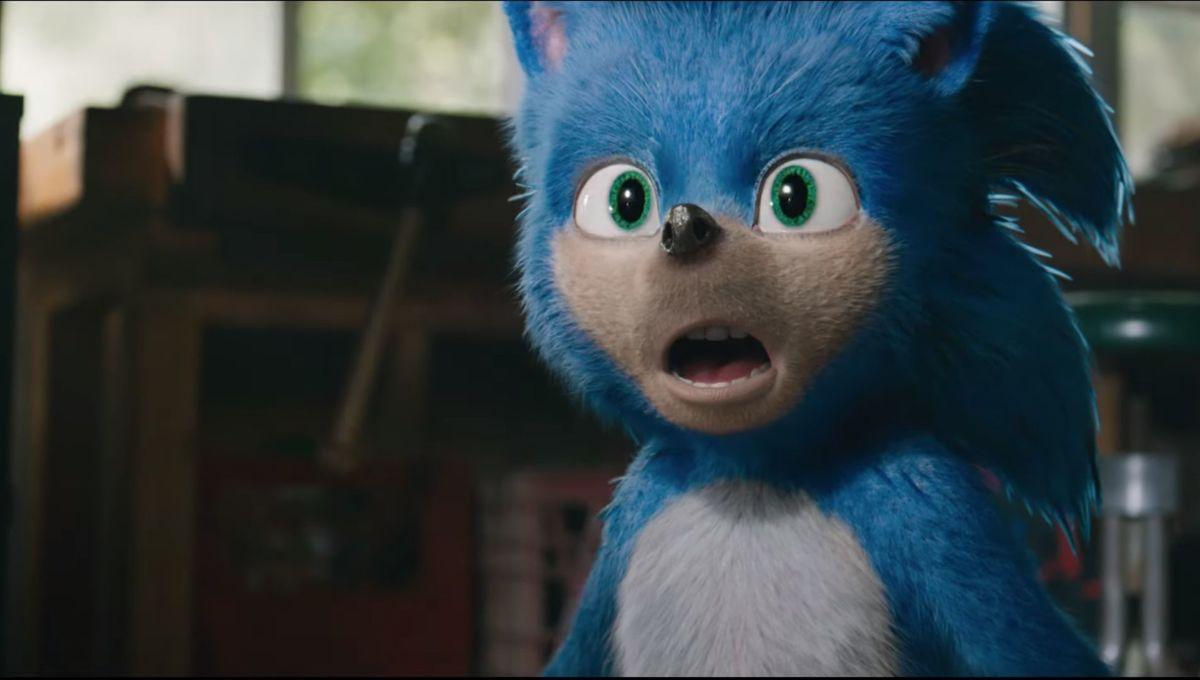 Sonic the Hedgehog Teeth