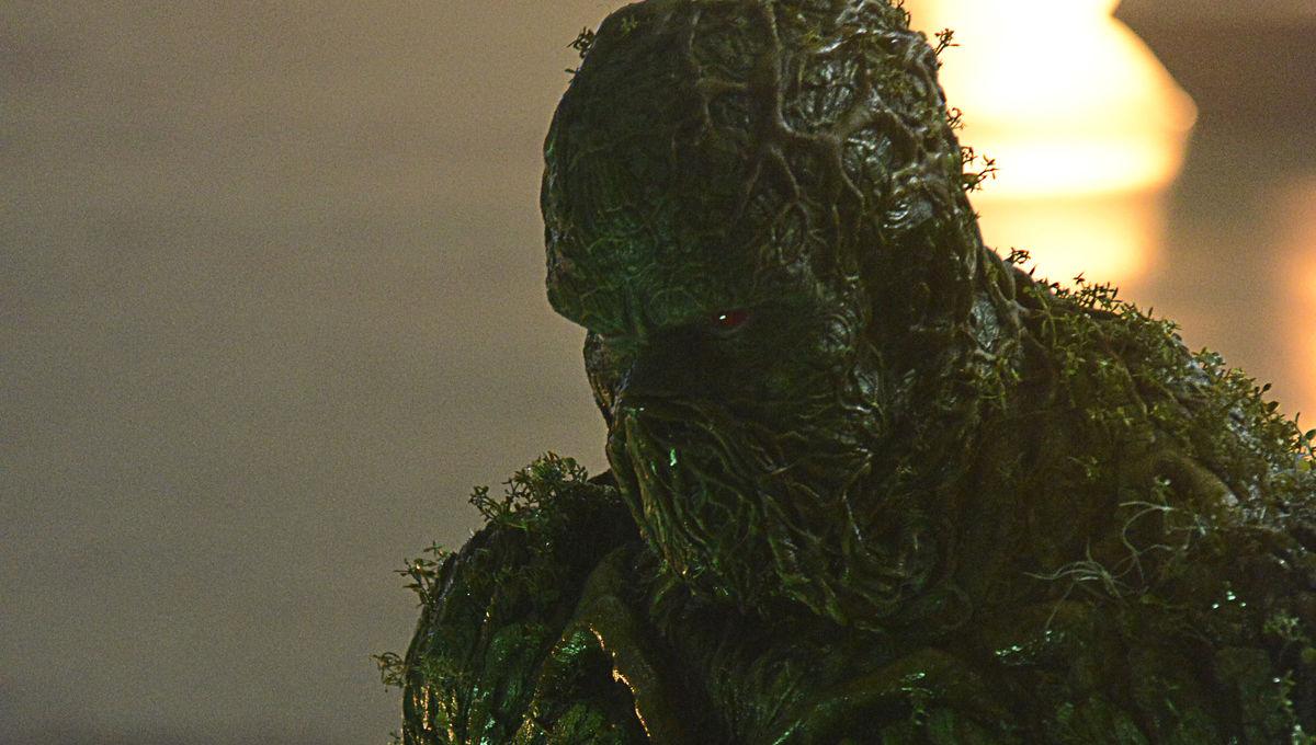 Swamp Thing DC Universe hero