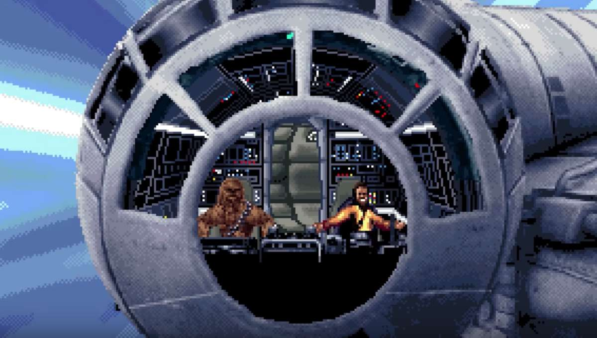 Star Wars 16-Bit