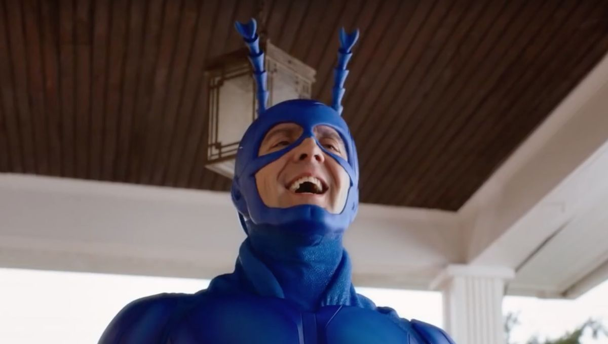 The Tick (Peter Serafinowicz)