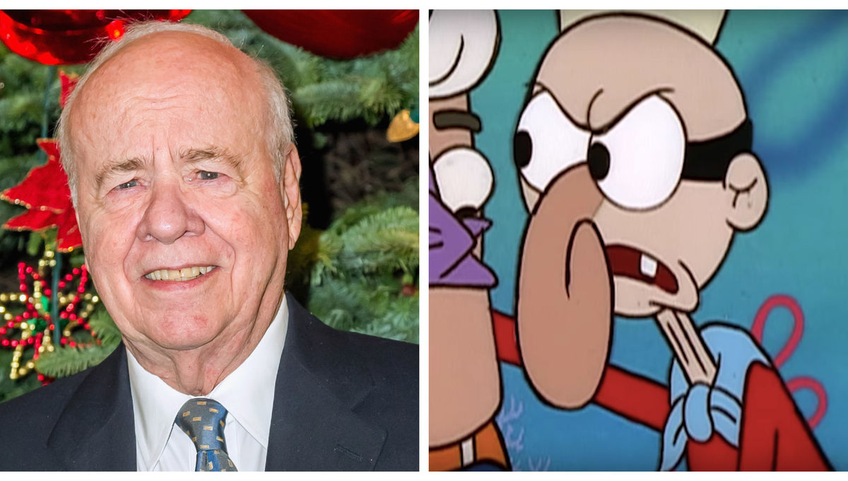 Tim Conway Barnacle Boy