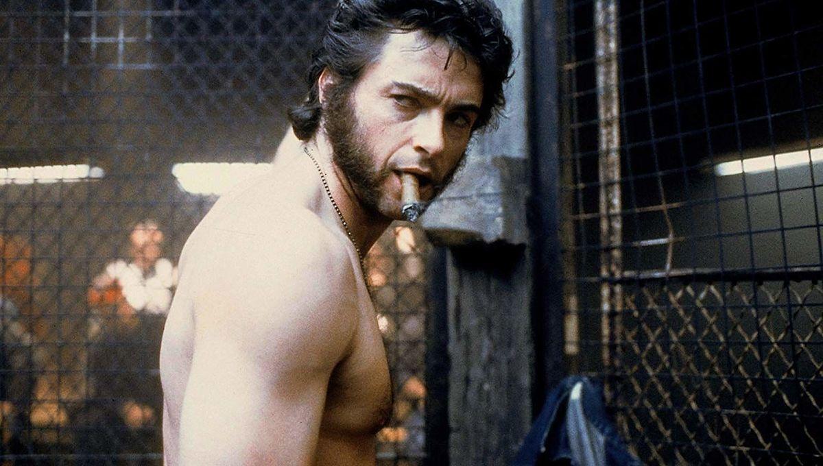 X-Men Hugh Jackman as Logan