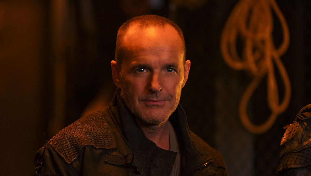 Agents of S.H.I.E.L.D. Clark Gregg