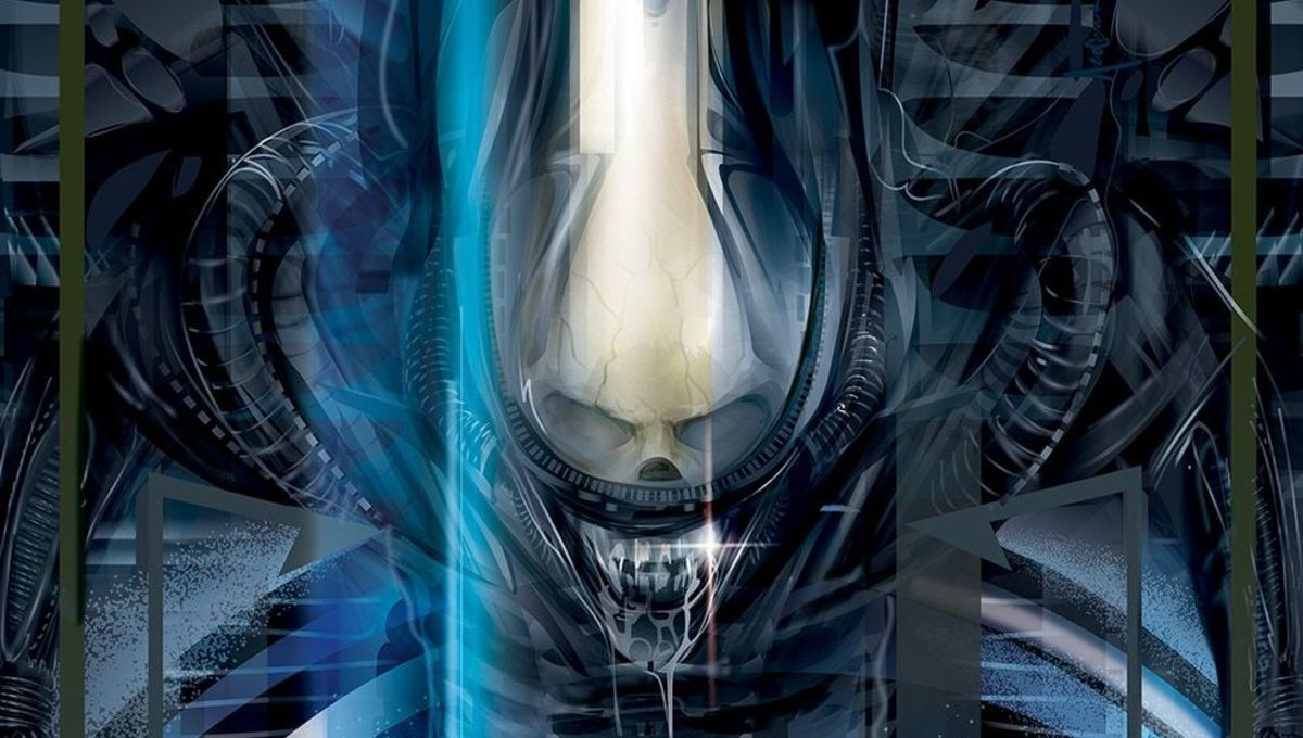 Alien 40th Print