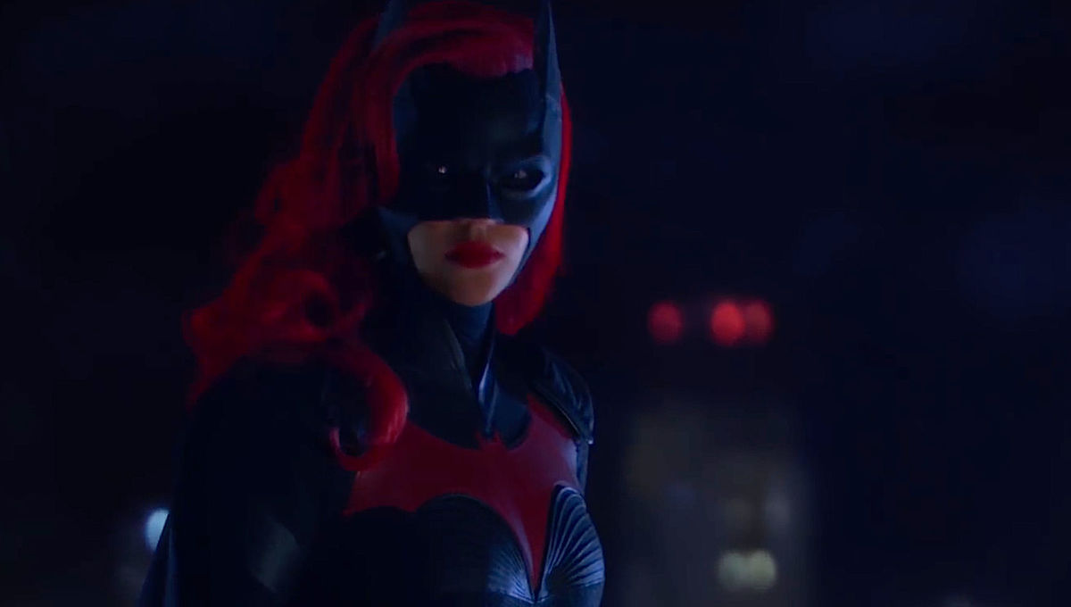 Ruby Rose as Batwoman on The CW