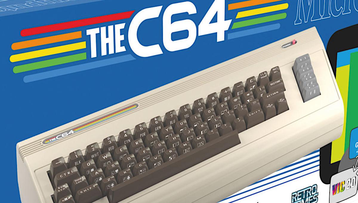 The Commodore 64 HD remake