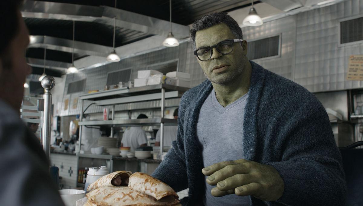 Professor Hulk Bruce Banner Mark Ruffalo