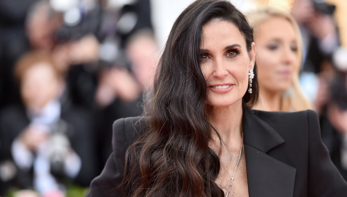 Demi Moore Getty