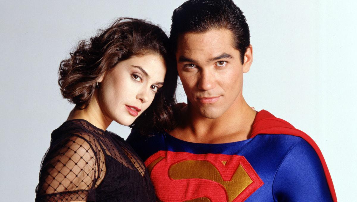 Lois & Clark Dean Cain Teri Hatcher