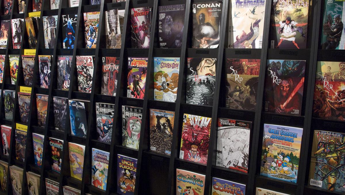 Fantom Comics Store