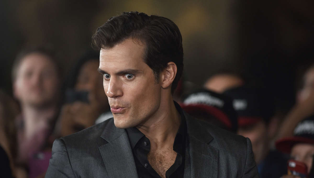 Henry Cavill (Credit: Shannon Finney/Getty Images)