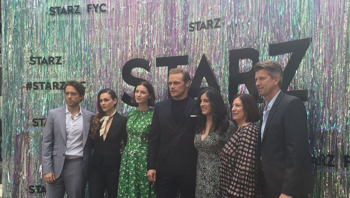 Outlander cast and producers FYC 2019