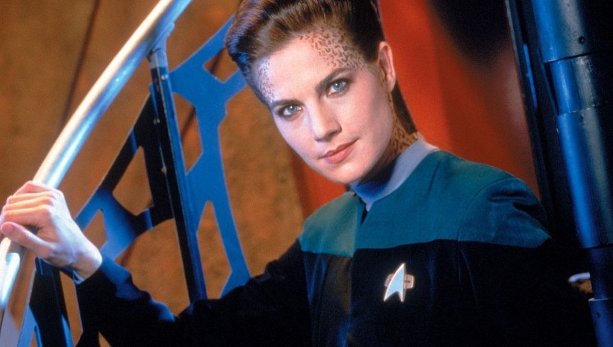 Jadzia Dax in Star Trek: Deep Space Nine