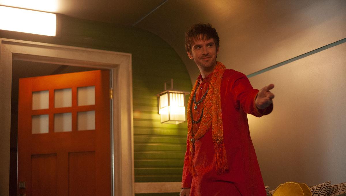 Legion Season 3 Dan Stevens as David Haller