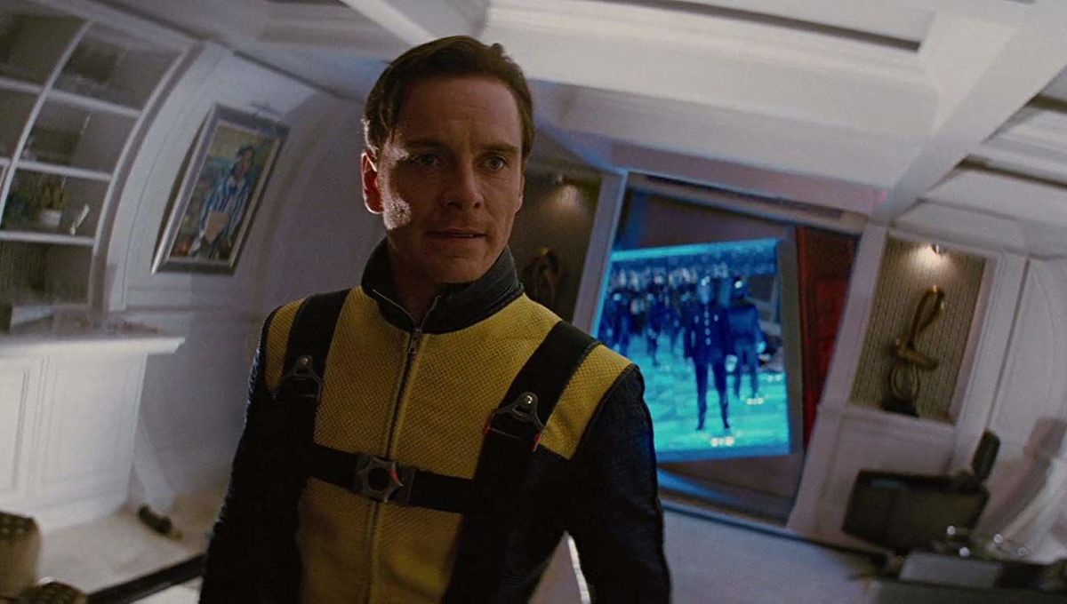 Michael Fassbender X-Men: First Class