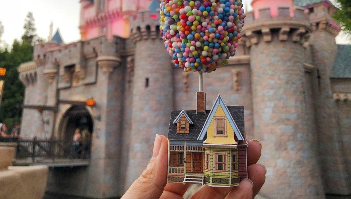 Mini Up house by Darcy Prevost