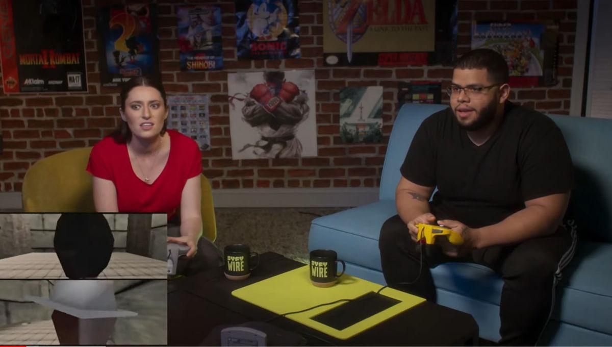Modern Pros vs Classic Games Episode 1