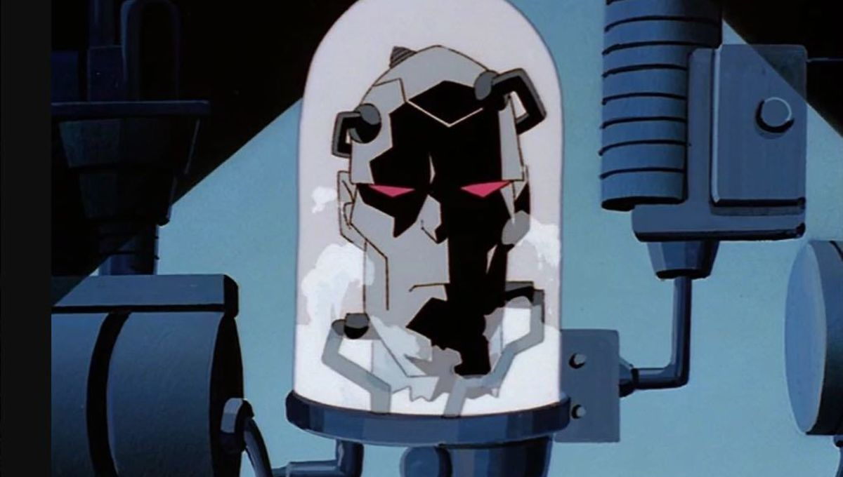 Mr. Freeze in Batman Beyond Meltdown