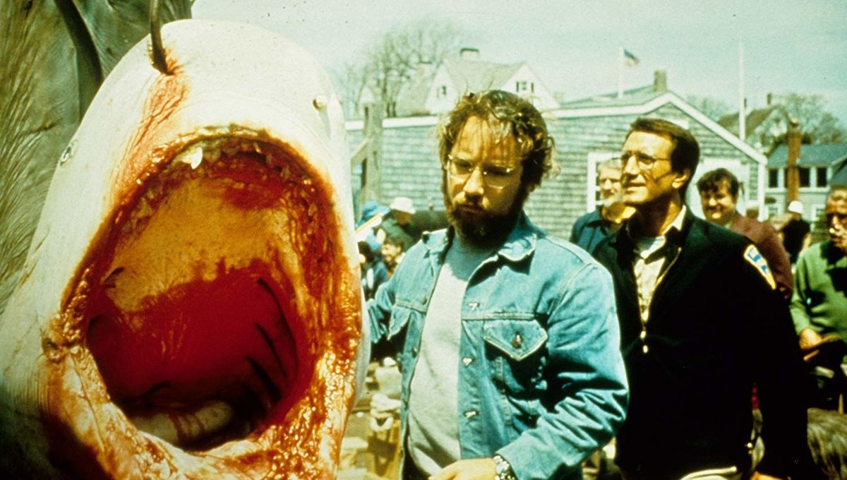 Jaws Richard Dreyfuss Roy Scheider