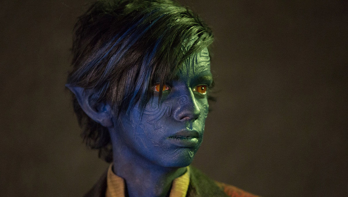 Nightcrawler in X-Men: Apocalypse