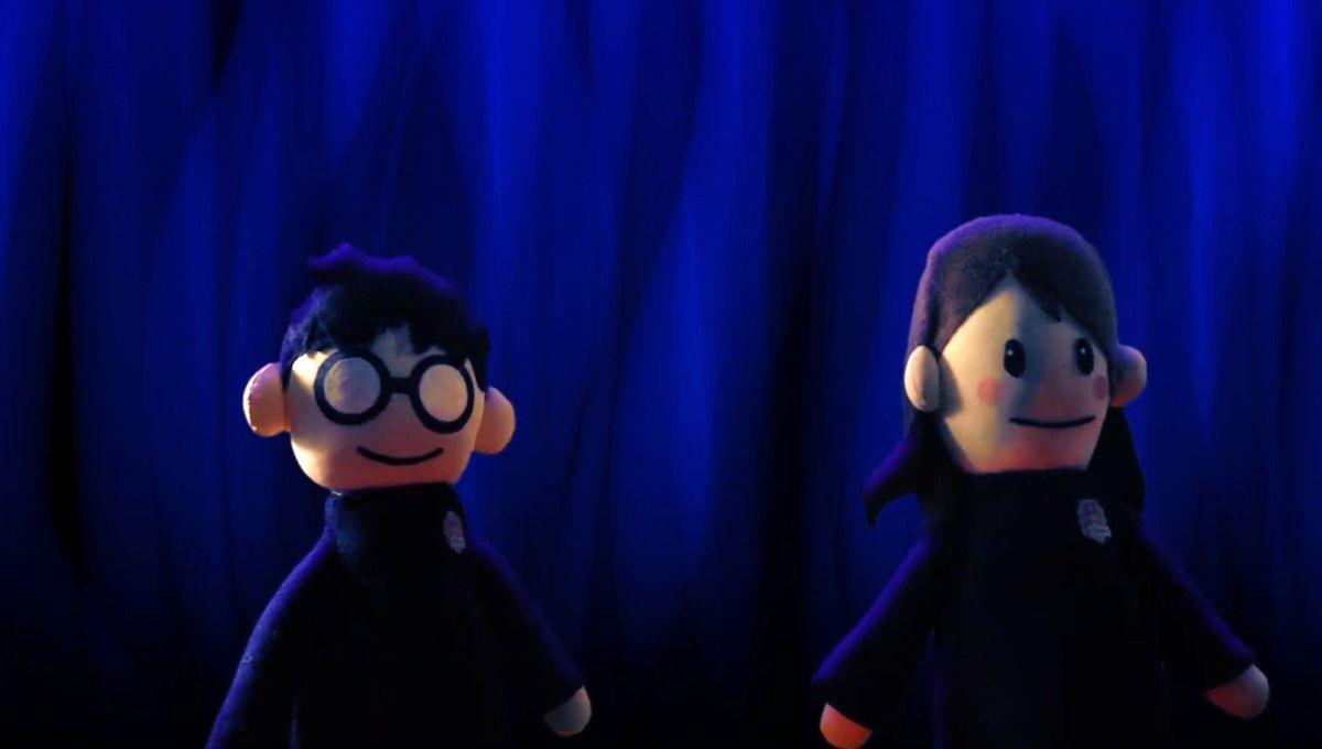 Potter Puppet Pals Where's Ron