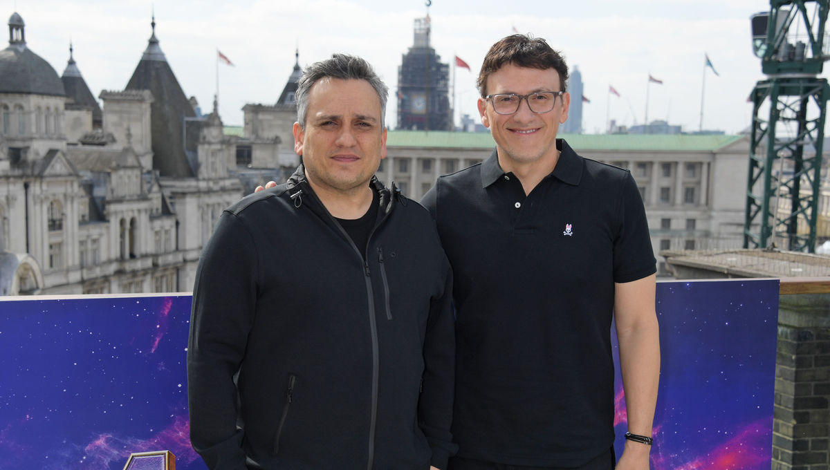 Directors Joe and Anthony Russo