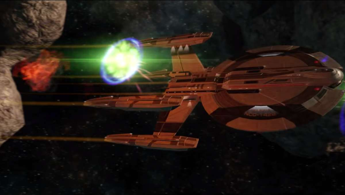 Star Trek Online Rise of Discovery launch trailer