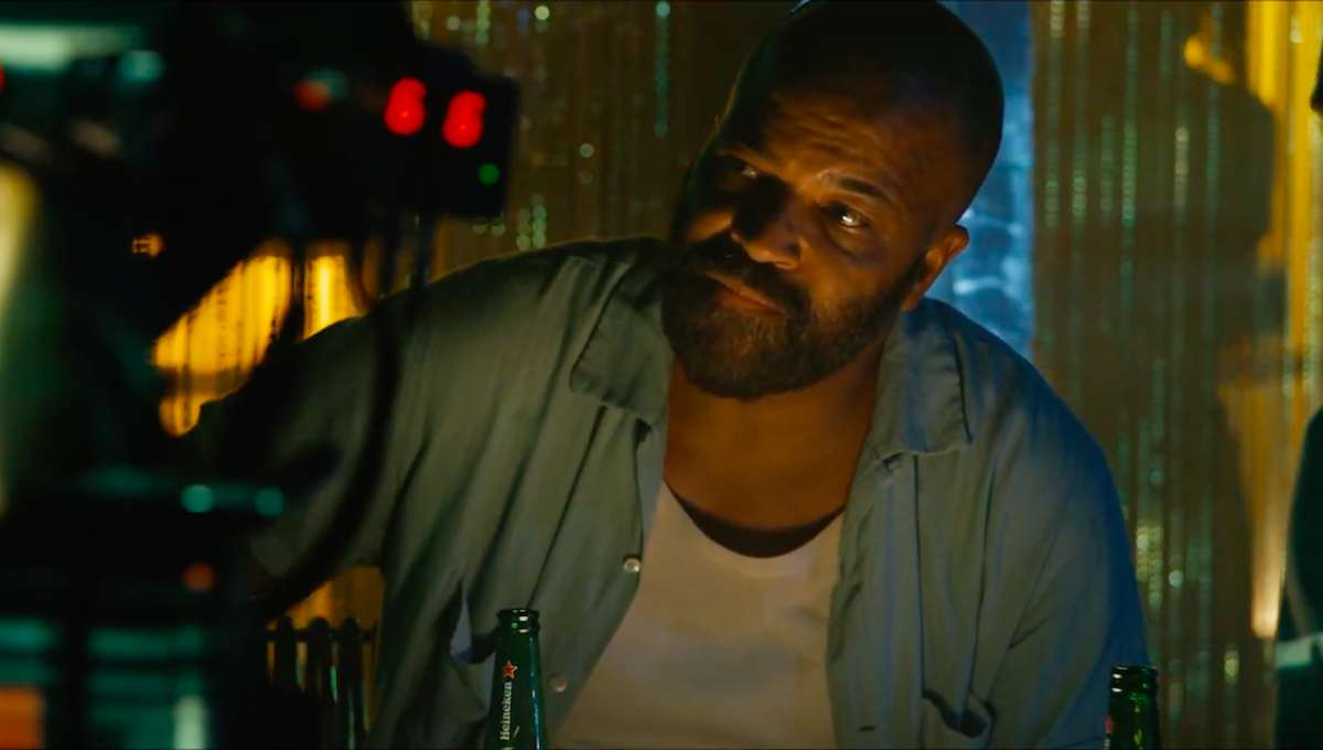 Bond 25 Felix Leiter Jeffrey Wright