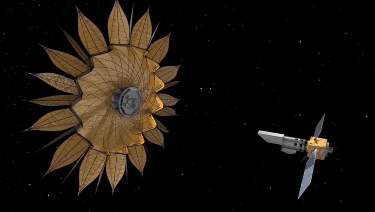 NASA starshade