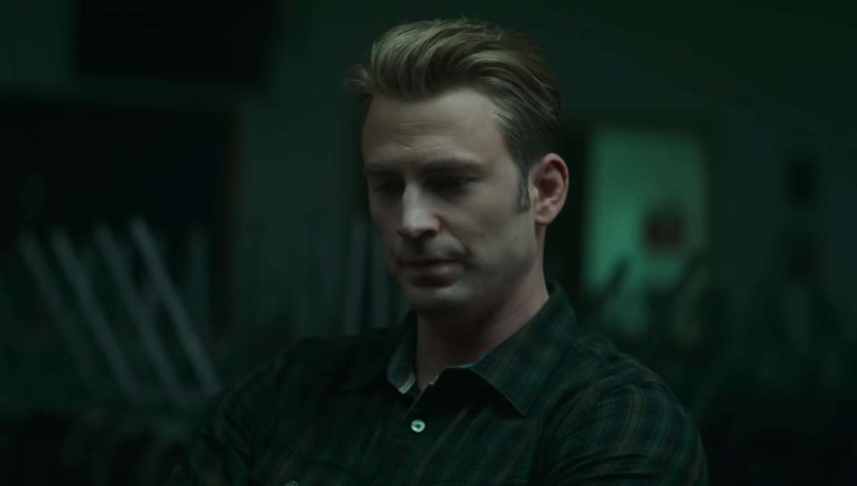 Captain America Avengers Endgame