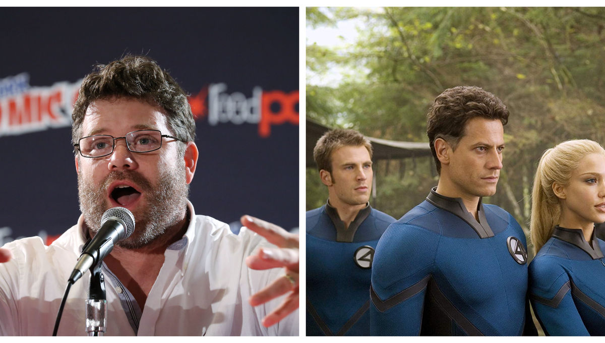 Sean Astin and Fantastic Four