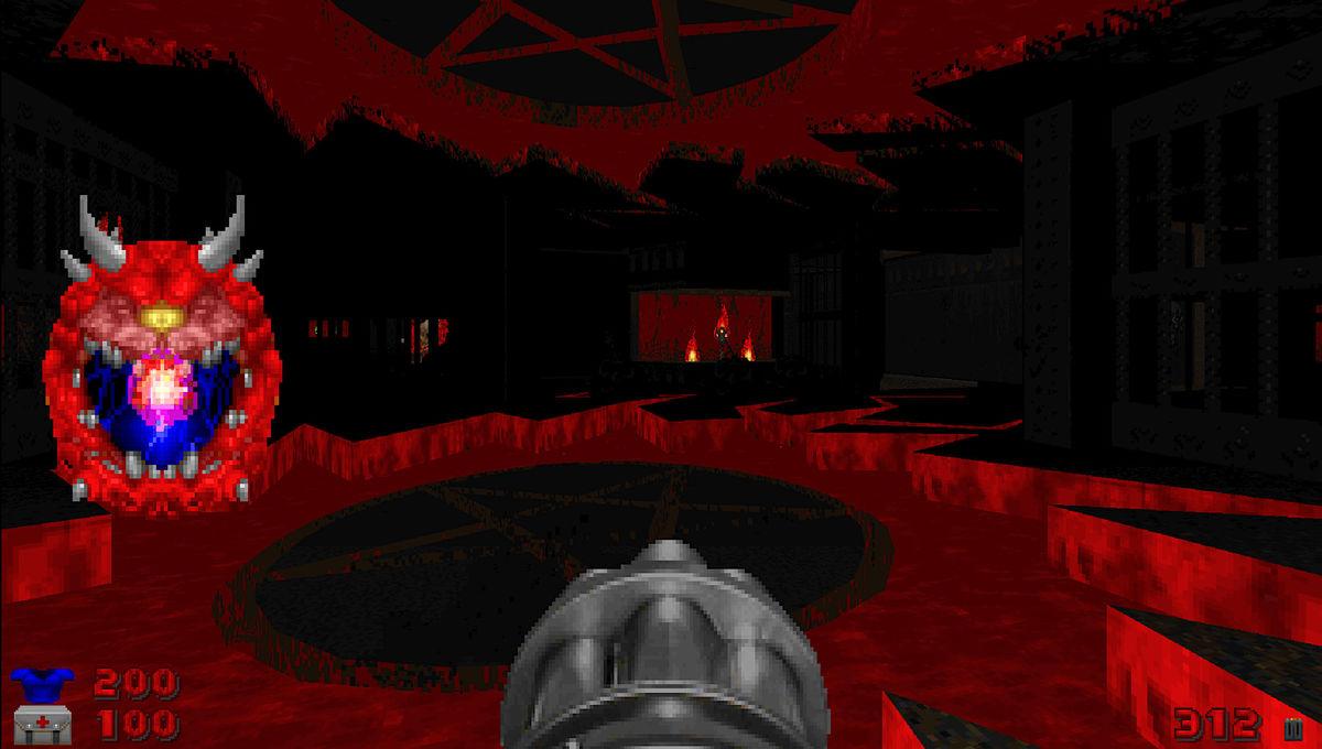 Sigil game based on original 1993 shooter Doom
