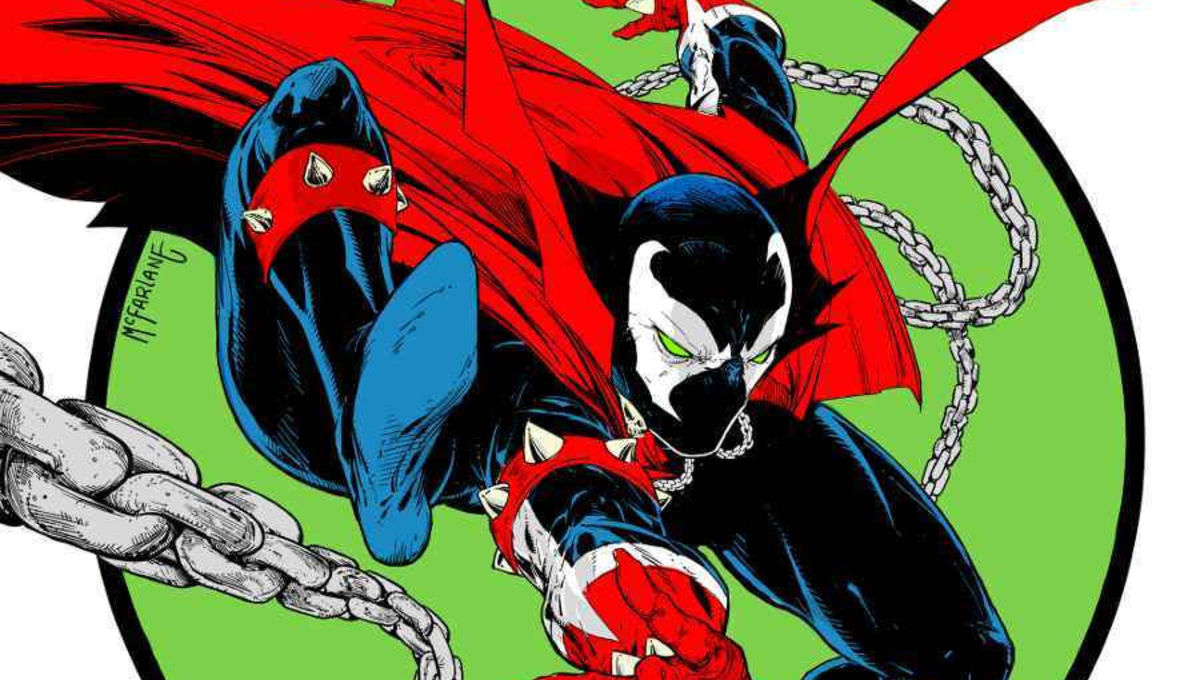 Spawn 301 cover