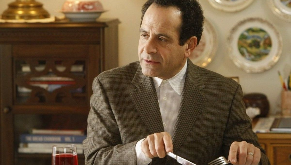 Tony Shalhoub in Monk