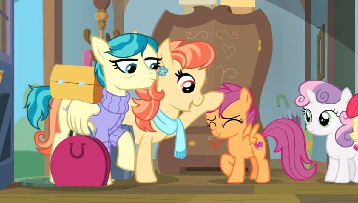 My Little Pony Aunt screenshot