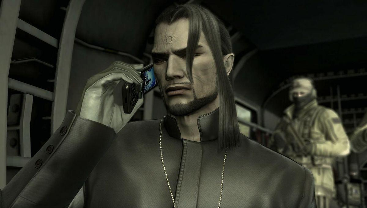 Metal Gear Solid - Vamp
