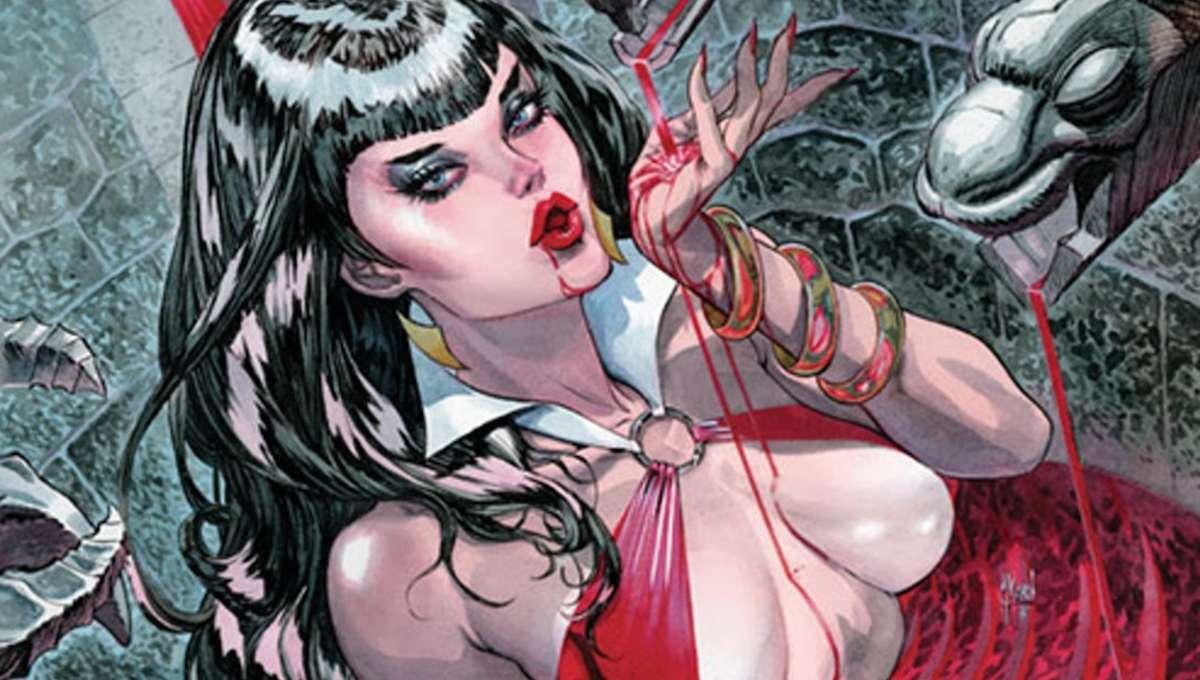 Vampirella 1 Hero