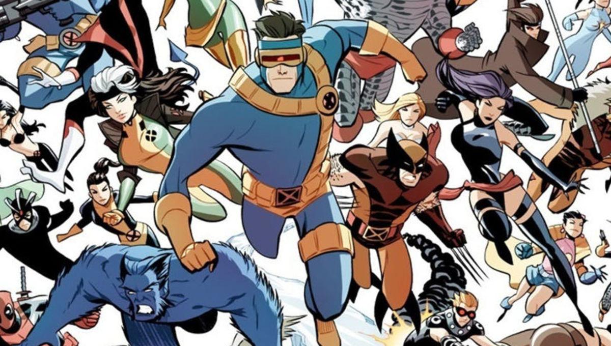 The X-Men