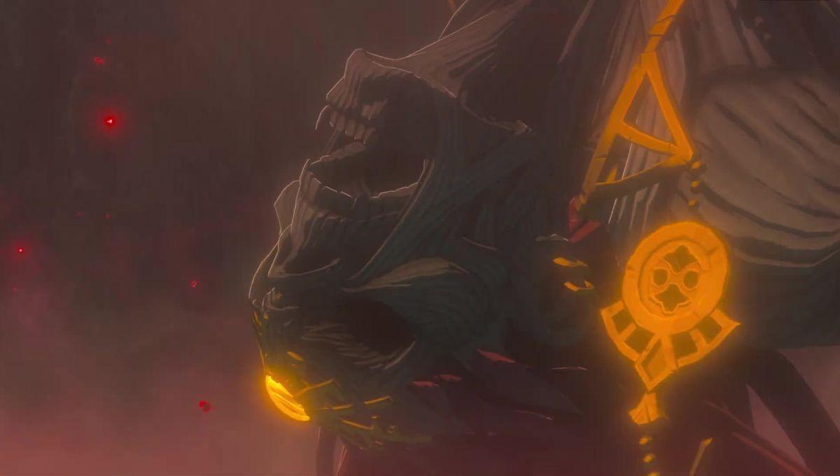Zelda Breath of the Wild 2 Mummy Ganondorf