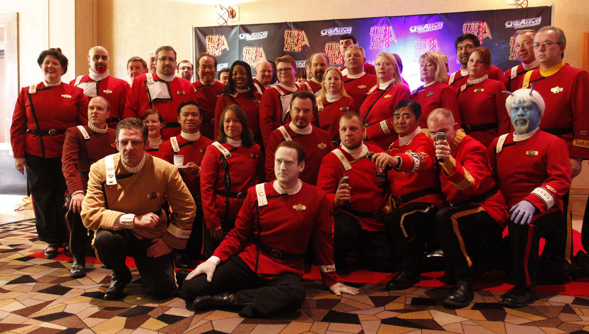 Creation Star Trek convention